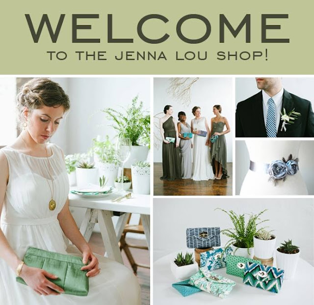 welcome to jenna lou designs bridesmaid gifts