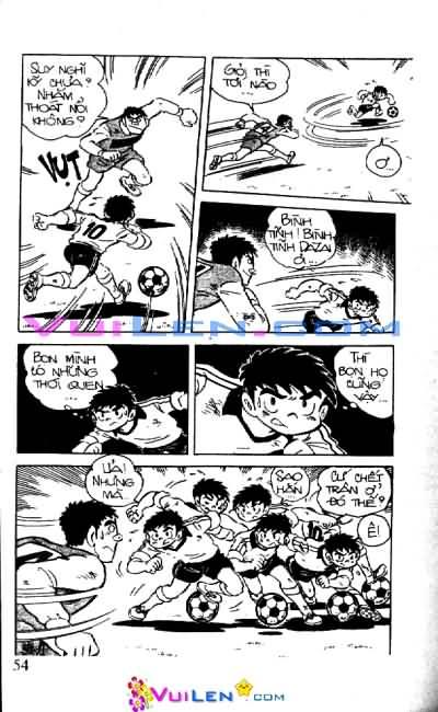 Jindodinho - Đường Dẫn Đến Khung Thành III  Tập 5 page 54 Congtruyen24h
