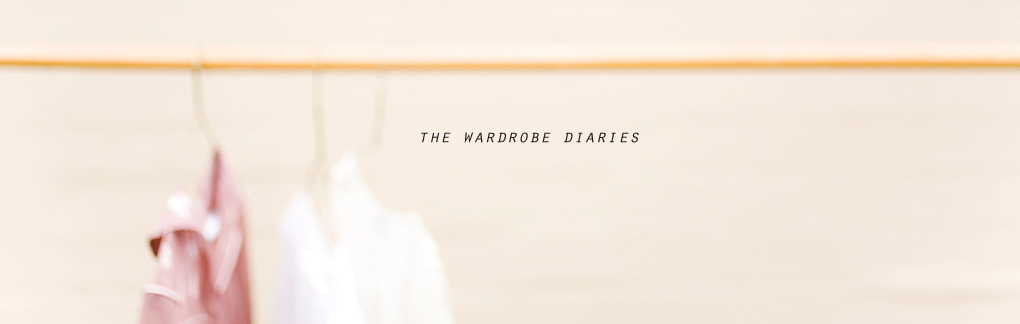The Wardrobe Diaries