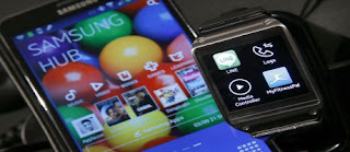 Samsung Galaxy Note 3 phablet and company's first smartwatch, Galaxy Gear, are now available in India