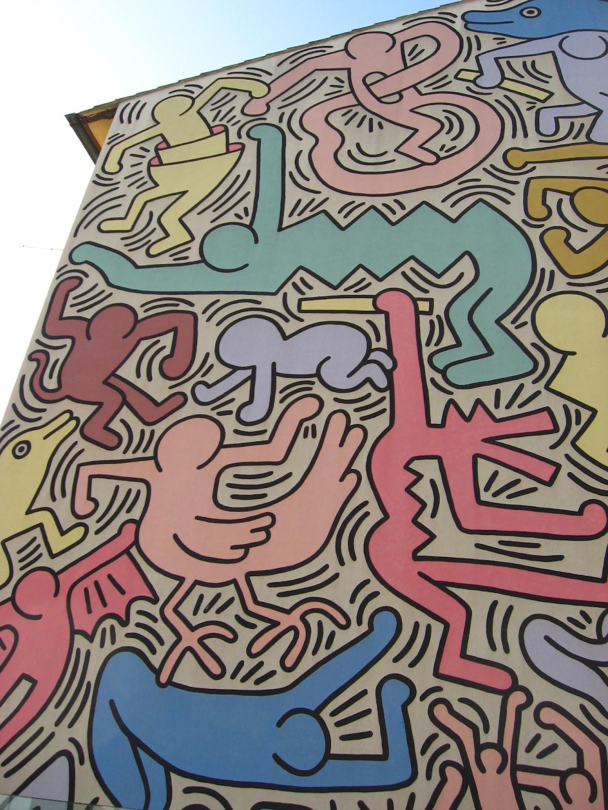 keith haring mural in sant antonio italia jpg 1200 215 1600 murals