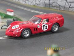 Ferrari 250 GT Bread Van 1962