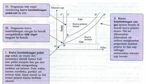 Sifat koligatif larutan blog kimia man 2 klaten gambar posisi kurva larutan dan kurva pelarut murninya untuk pelarut air pada diagram p t simak kuva kesetimbangan padat cair ccuart Choice Image