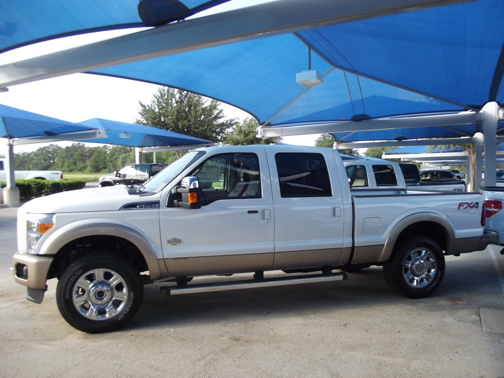 56 988 plus tt l new 2012 ford f250 king ranch fx4 diesel crew msrp 65 425 texas truck deal. Black Bedroom Furniture Sets. Home Design Ideas