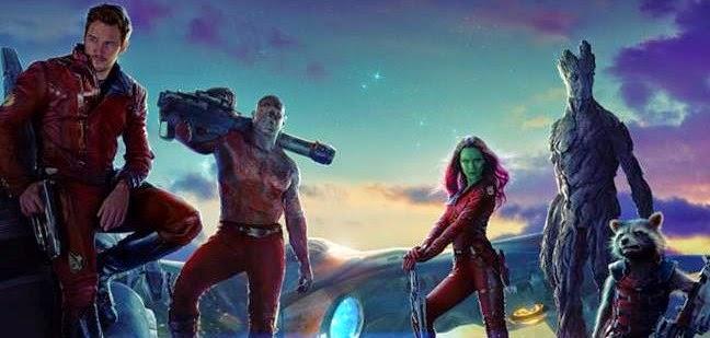 Guardiões da Galáxia | Descrições de personagens, pôster e imagens inéditas + Segundo trailer sai na segunda
