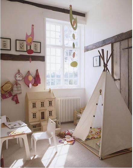 32 propuestas originales para una habitaci n infantil o - Habitaciones juveniles originales ...