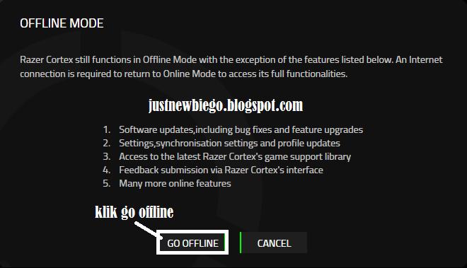 Razer Cortex Gaming Booster 5.1.38.0 update terbaru full version