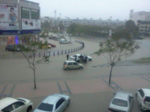 air%2Bbanjir Terkini: Kuantan Banjir Teruk