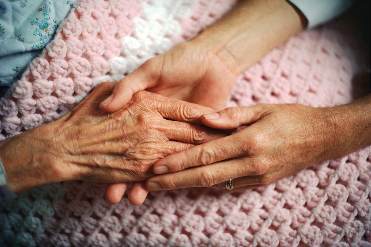Altenpflege - Ehre Vater und Mutter