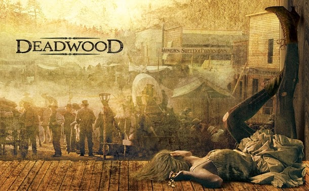 Deadwood, David, Milch
