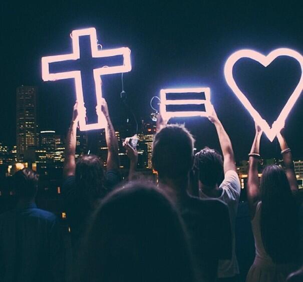 Messageofthecrosschurch Org: Diary Of An Extrovert: Cross Equals Love