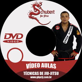 Marcos Schubert Técnicas de Jiu-Jitsu CD