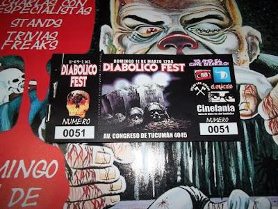Diabolico festival fest