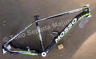 Frame Mosso 639 Falcon3 Black Green