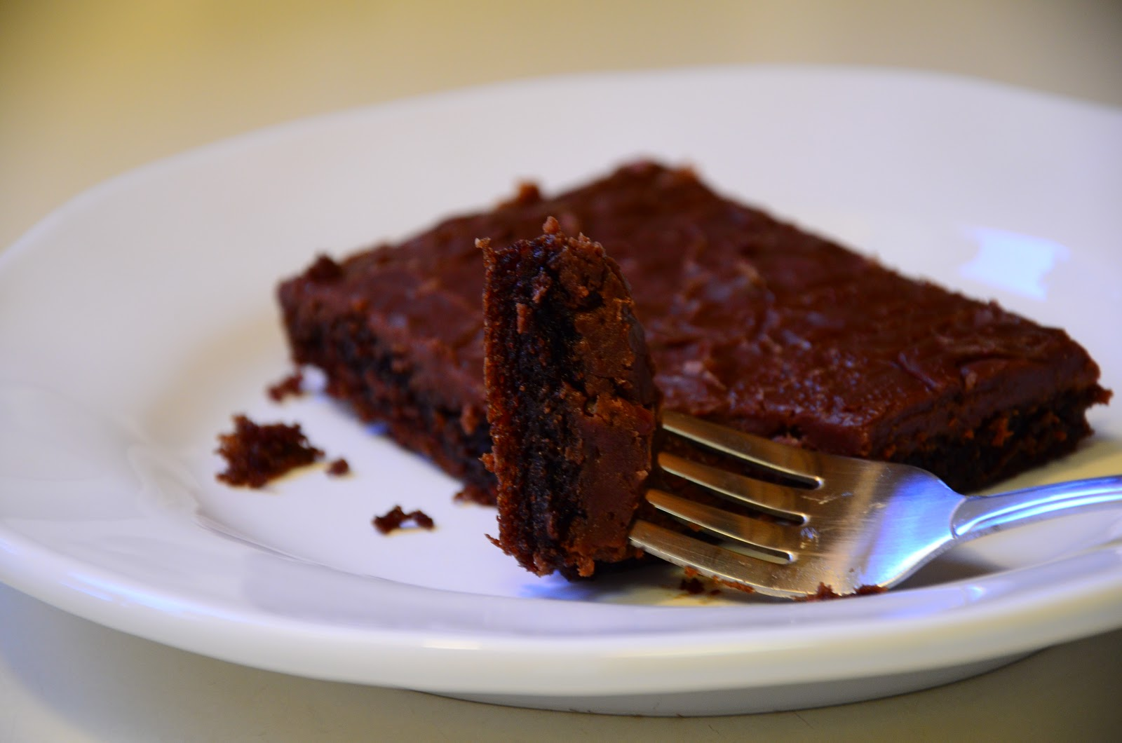 food for scot: PW's Best Chocolate Sheet Cake Ever
