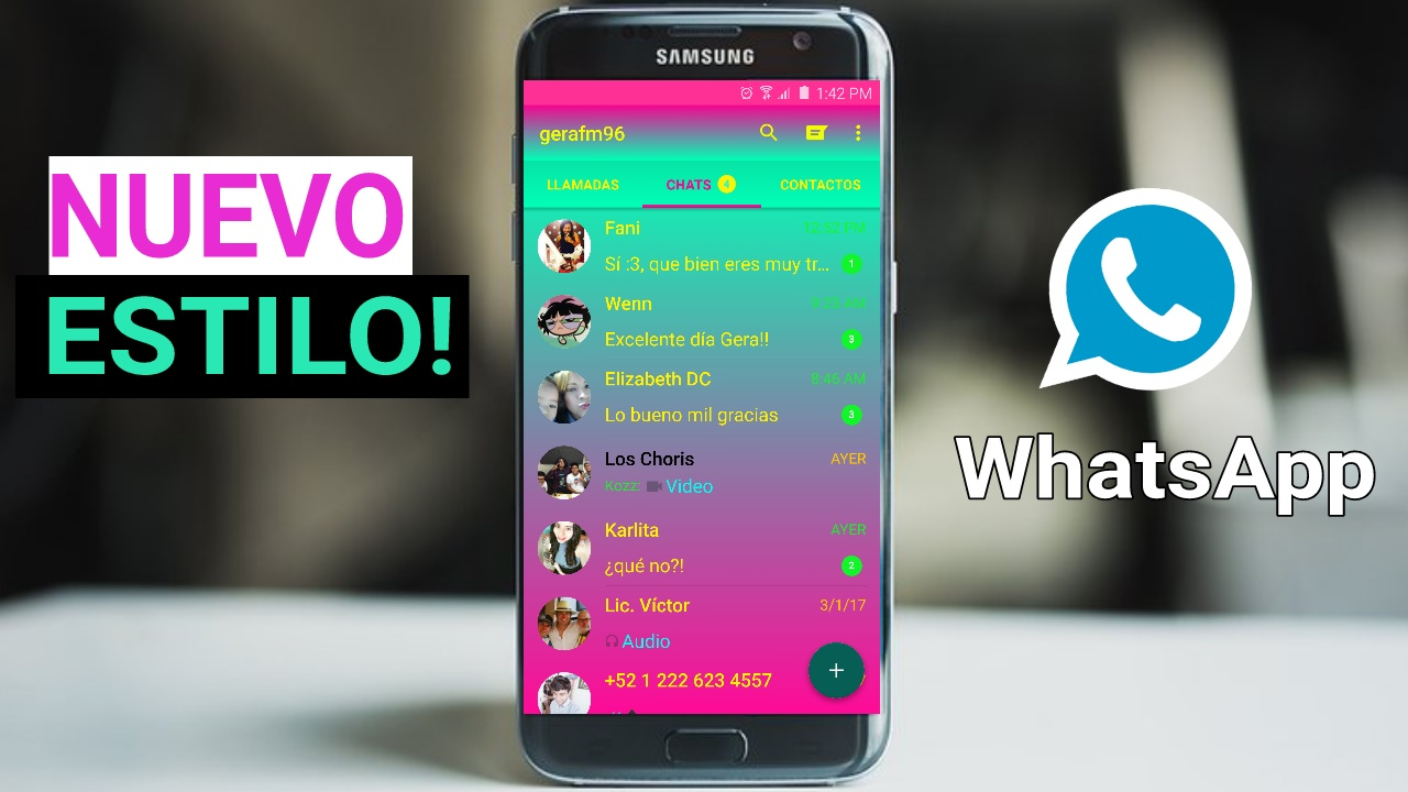 descargar whatsapp estilo iphone para android