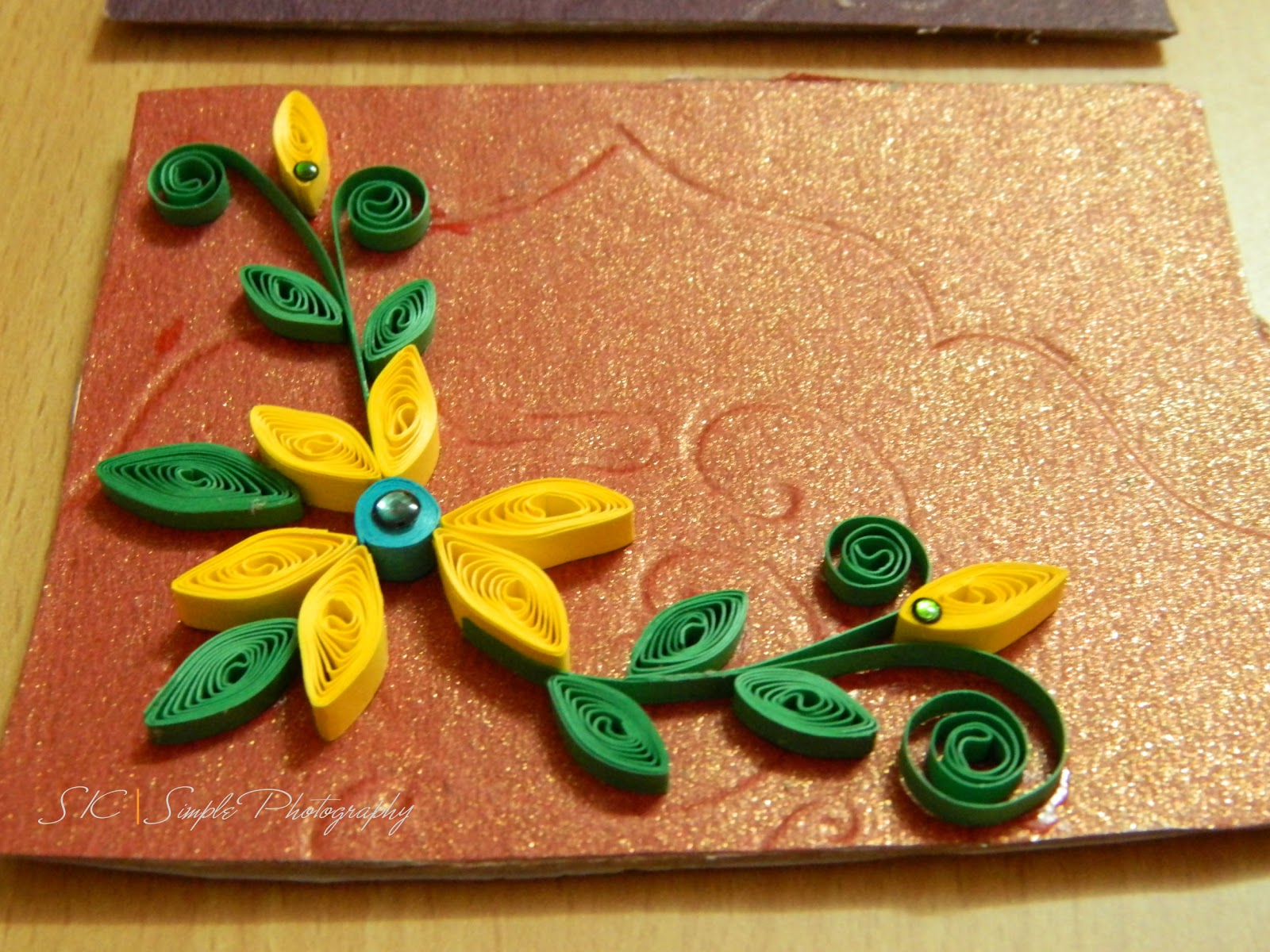 Small paper quilling designs creative art craft work for Quilling paper craft