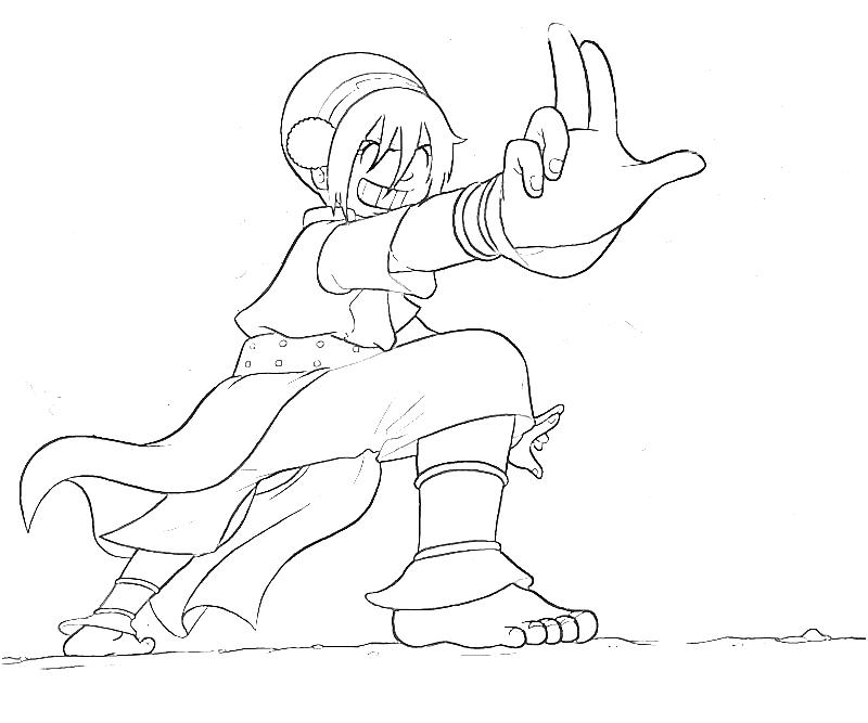 printable-avatar-toph-skill-coloring-pages