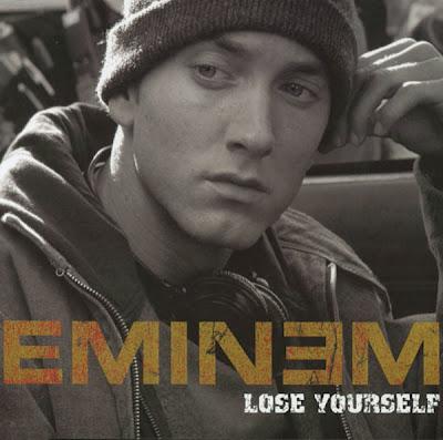Eminem - Lose Yourself - Single Cover