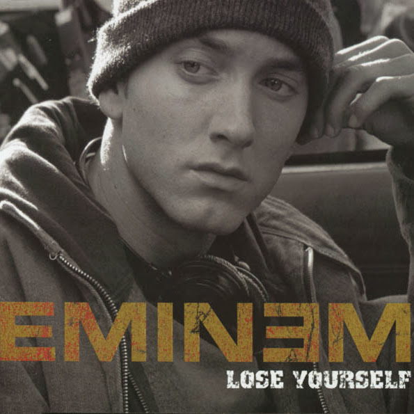 Eminem - Lose Yourself - Single Cover