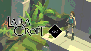 Game Lara Croft GO MOD APK Terbaru