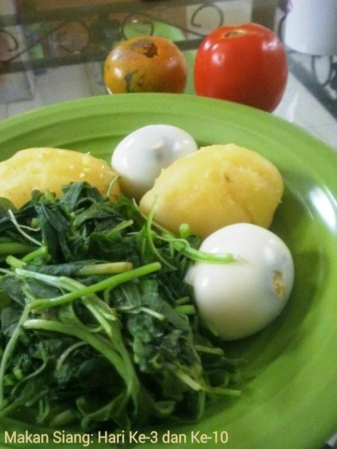 Niat Diet, 10 Tahun Hanya Makan Telur, Pria Ini Jadi Mengerikan