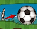 لعبة الهداف