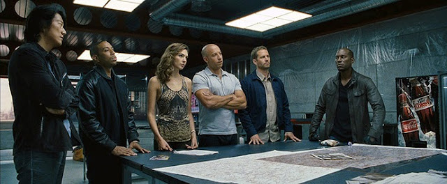 Fast and Furious 6 Movie Review Sung Kang, Ludacris, Gal Gadot, Vin Diesel, Paul Walker and Tyrese Gibson