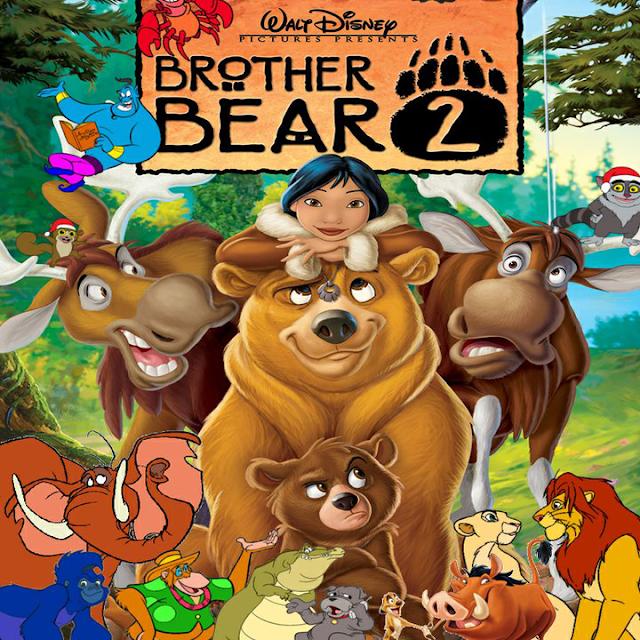 ดูการ์ตูน Brother Bear 2 มหัศจรรย์หมีผู้ยิ่งใหญ่ 2