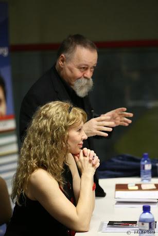 Pere Bessó y Anna Genovés