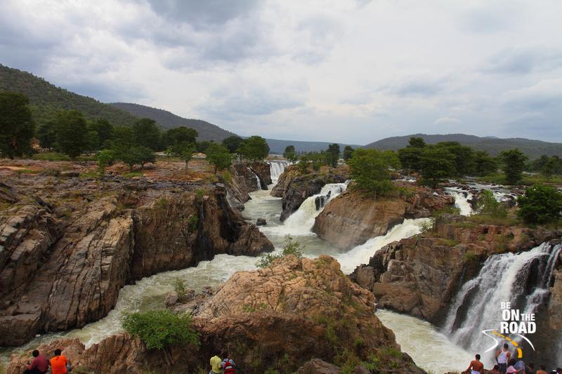 Hogennakkal Falls, Tamil Nadu, India