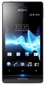 Sony Xperia Miro ST23i, Smartphone Android Kamera 5 Megapixel