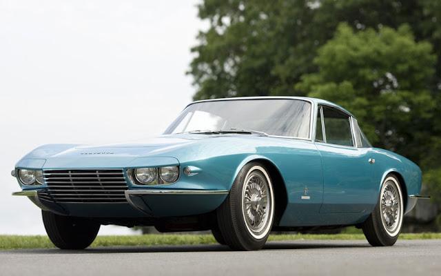 シボレー・コルベット C2型(1963年-1967年)