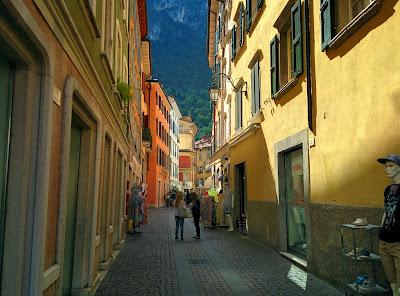 Riva del Garda centro storico