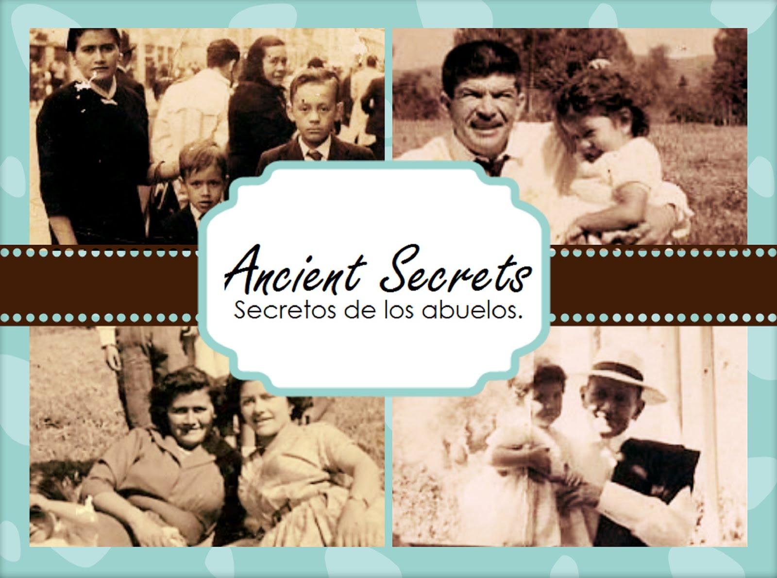 Secretos de los abuelos