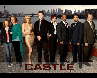 The 2012 STV Favourite TV Series Competition - Day 32 - Quarter Final 4 - Castle vs. LOST