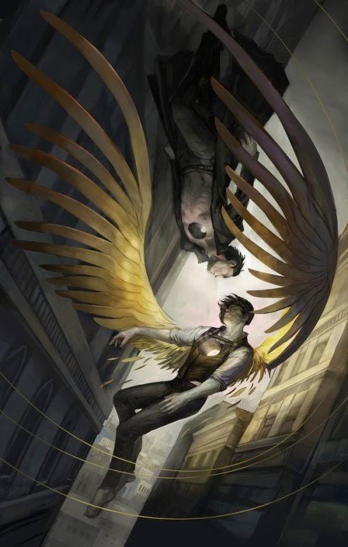 Julie Dillon deviantart ilustrações fantasia ficção científica