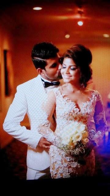 Bhagya Hettiarachchi & Kaushal Silva Wedding