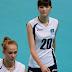 Pemain Voli Cantik Altynbekova Sabina dari Kazakhstan Gegerkan Sosial Media