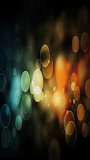 HD Abstract Bubbles iPhone 5 Wallpapers