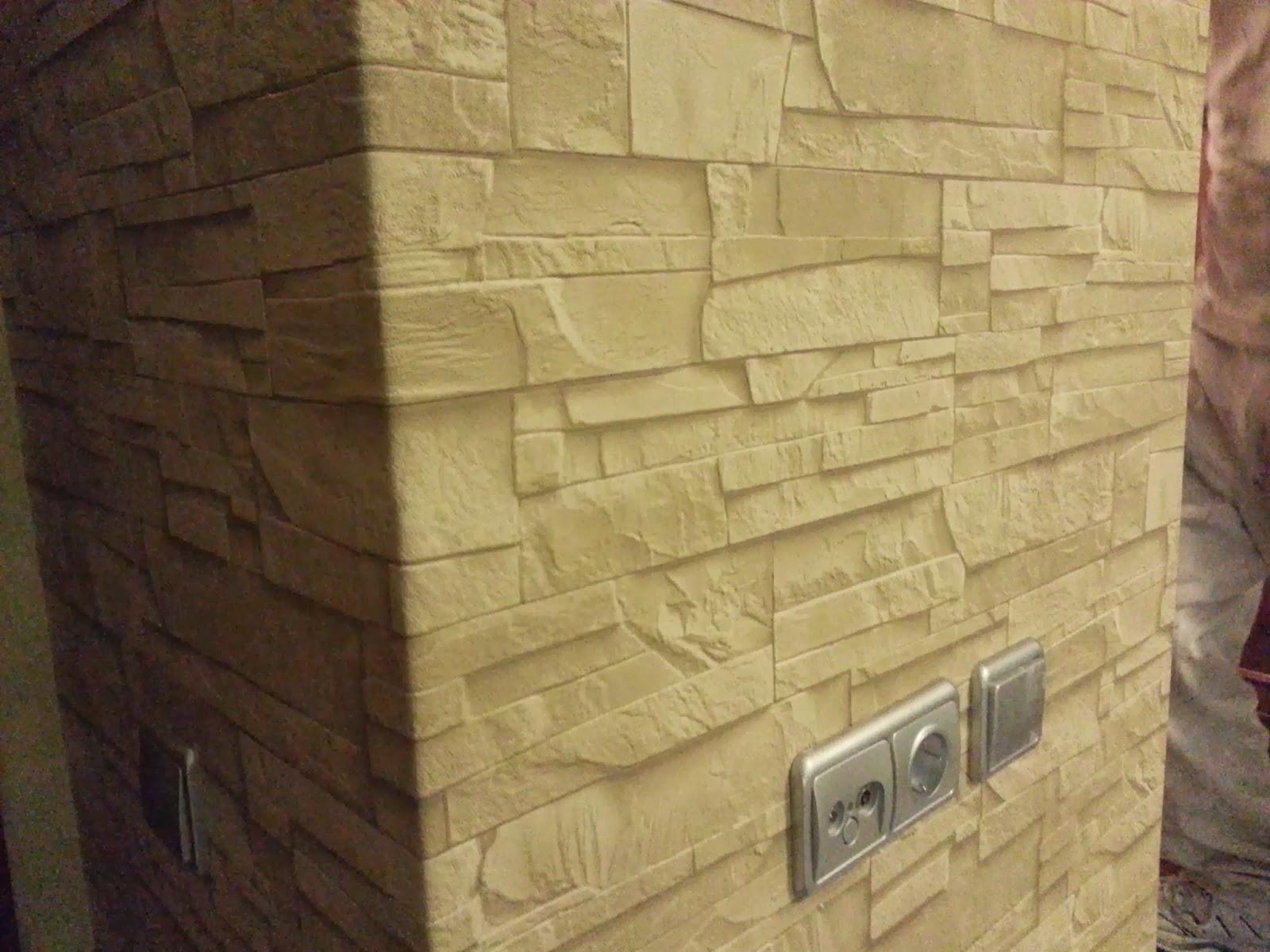 Papel Pintado Efecto Piedra Papel Pintado Ladrillos