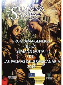 PROGRAMA GENERAL DE LA SEMANA SANTA