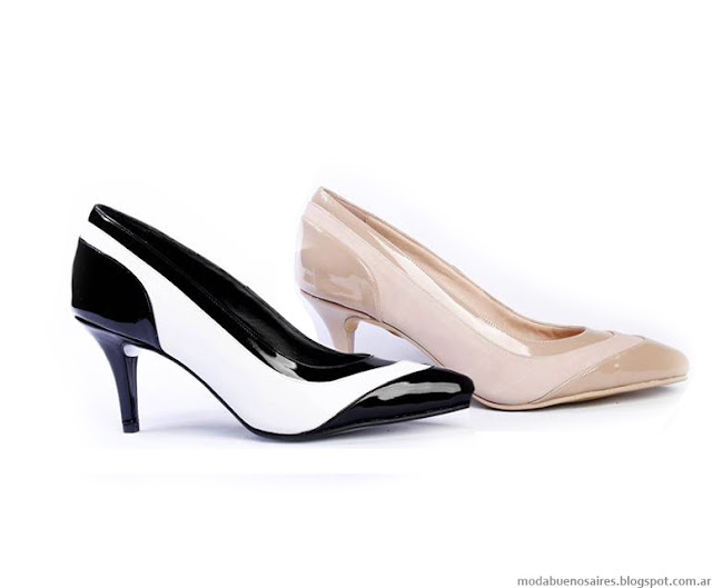 Zapatos stilettos otoño invierno 2016. Moda otoño invierno 2016.