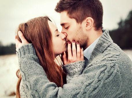 de ce e bine sa saruti