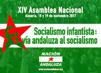 """XIV Asamblea Nacional: """"Socialismo infantista: vía andaluza al socialismo"""""""