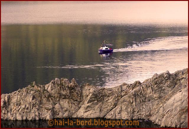 salupa lac vidraru 2008