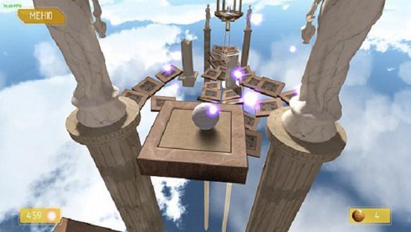 Game Seru Android Ball Resurrection