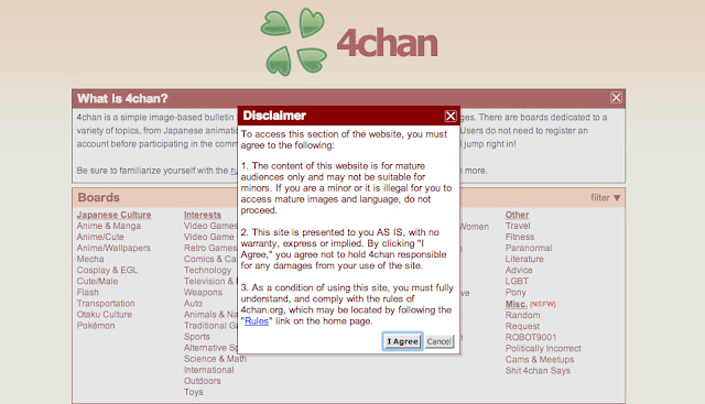 A Internet está de luto 2Channel consegue comprar 4chan