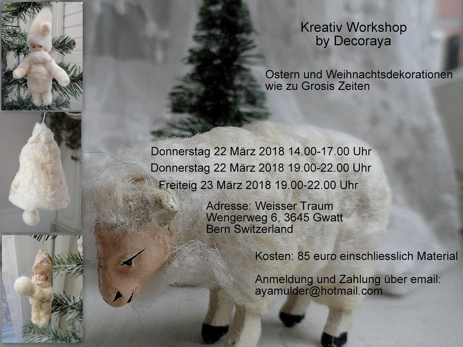Workshop März 2018