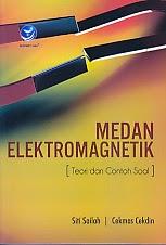 toko buku rahma: buku MEDAN ELEKTROMAGNETIK (TEORI DAN CONTOH SOAL), pengarang siti sailah, penerbit andi